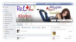 Creati i Gruppi Facebook Torino e Firenze di RelAmI - RelAmI